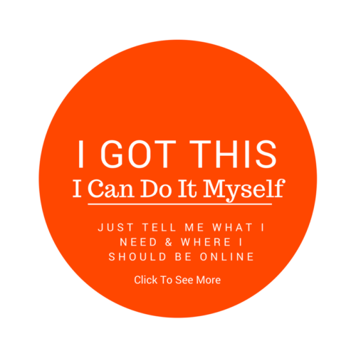I Got This | I Can Do It Myself