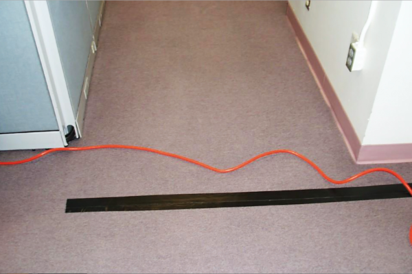 What Do Prospective Clients See That Maybe, You Don't? | Are You Ignoring The Orange Extension Cord?